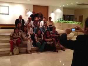 Reunions with Behsat in Ankara